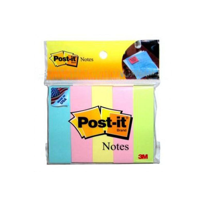 Giấy Note 3M Post-it® 4 Màu